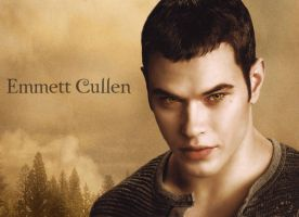 Emmett Wallpaper by Mistify24