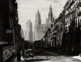 Henry Street 1935 by Colej-uk