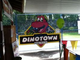 Dinotown: Back in Bridal Falls by TaionaFan369