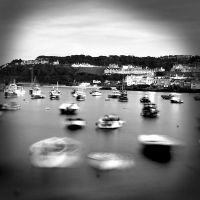 Ghost Harbour by davidsevern