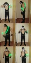 Bane Costume Compilation by Zaurask