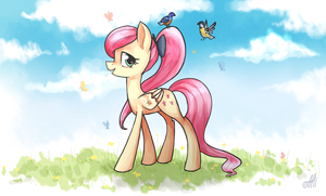 Sunny Day by Ange4l