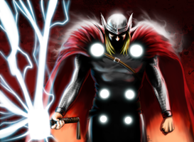 Thor by lamp0s