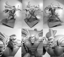 J-L Garcia Lopez Superman by alterton