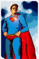Superman by SlackerProdigy