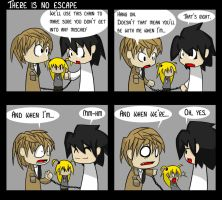 Deathnote Comic by DukeStewart