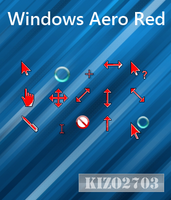 Aero Red by kizo2703