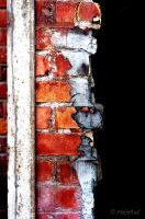 Bricks in the Wall by skijor-foto