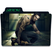 Arrow Folder Icon by efest