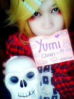 Funsign for yumi chan by danixsophie