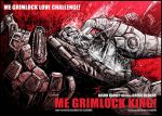 ME GRIMLOCK KING! by JasonCardy