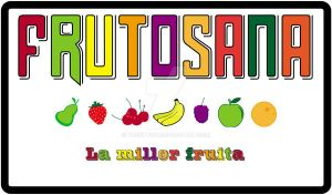 Logotipo Frutosana color by tonetto17