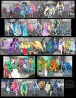 Garg Princesses Project Comic by Nebulan