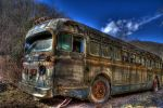 Motor Coach I by Logicalx