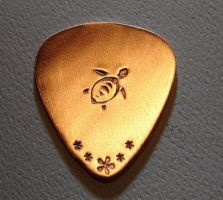 guitar pick by nicilaskin