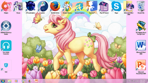 My Desktop :3 by LPS-Universe