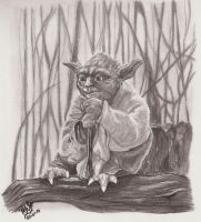 Yoda by PIERNODOYUNA