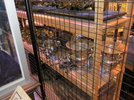 props store at WB studio tour. harrypotter by Sceptre63
