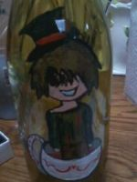 Mad Hatter bottle pic 1 by StrawberryCloset