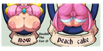 Peach Tits and Ass QandA by lovebigtits