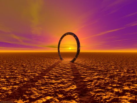 The Last Stargate by x-tender