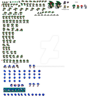 Psych revamped sheet by awesomeness1010