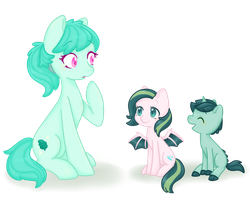 Kilala97Contest1: Auntie Mint by cupig
