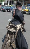 Steampunk Lady Jules H. Aetherton 1.0 _03 by Arsenal-Best