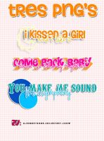 Pack de Png's 01 by glambertemma