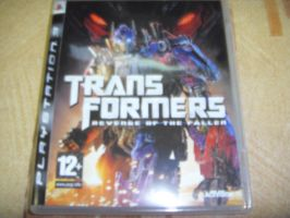 Transfomer ROTF the game by Gexon