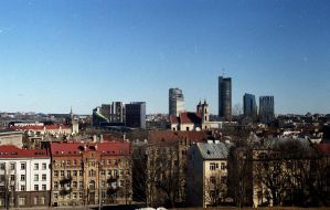 My City XIII by Baltagalvis