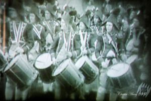 Drummers by ACDCpincushion