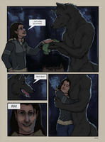 Reunited by lycanthropeful