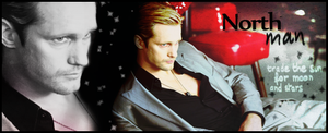 Northman Trade the sun Banner by Sookscrea