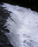 Liffey Falls 11 - White Water by Gracies-Stock