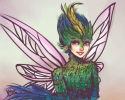 RoTG: Toothiana by lilacalosa