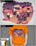 Firefighters T-shirt by VictoriousD