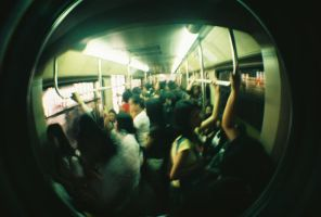 Hustle And Bustle by lomocotion