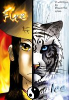 Fire and Ice official cover by Denece-the-sylcoe