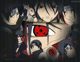 An Uchiha Itachi Tribute by I-IyperMango