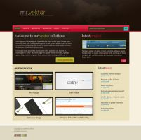 mr.vektor web solutions by moDesignz
