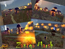 Zantga Marsh by VorpalBeast
