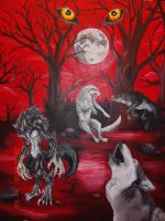 Lycanthrophy by LivingDeadPuppy