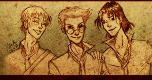 HP Marauders by mary-dreams