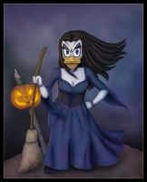 Halloween Magica by Loony-Lucy