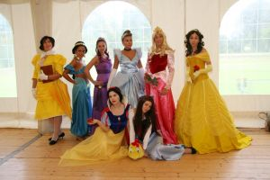 Disney Princess by Lilletta