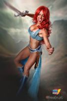 Lion-O female cosplay 2 by ThunderCatsOrg