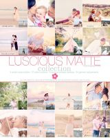 **NEW** Luscious Matte PS Collection - HALF PRICE by Lady-Tori
