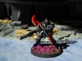 Infinity the Game: CA, Sogarat, New HMG by SephKnight