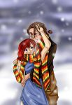 Jim and Elle by RenRoe